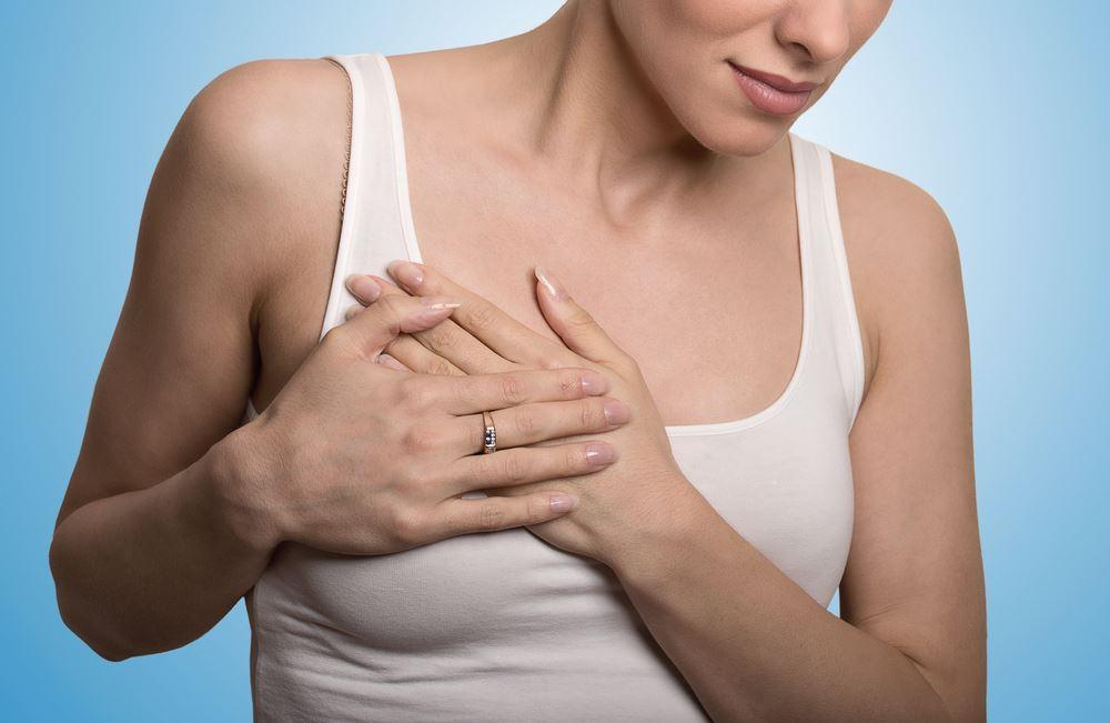 Лактостаз груди нередко возникает при несоблюдении рекомендаций по ГВ