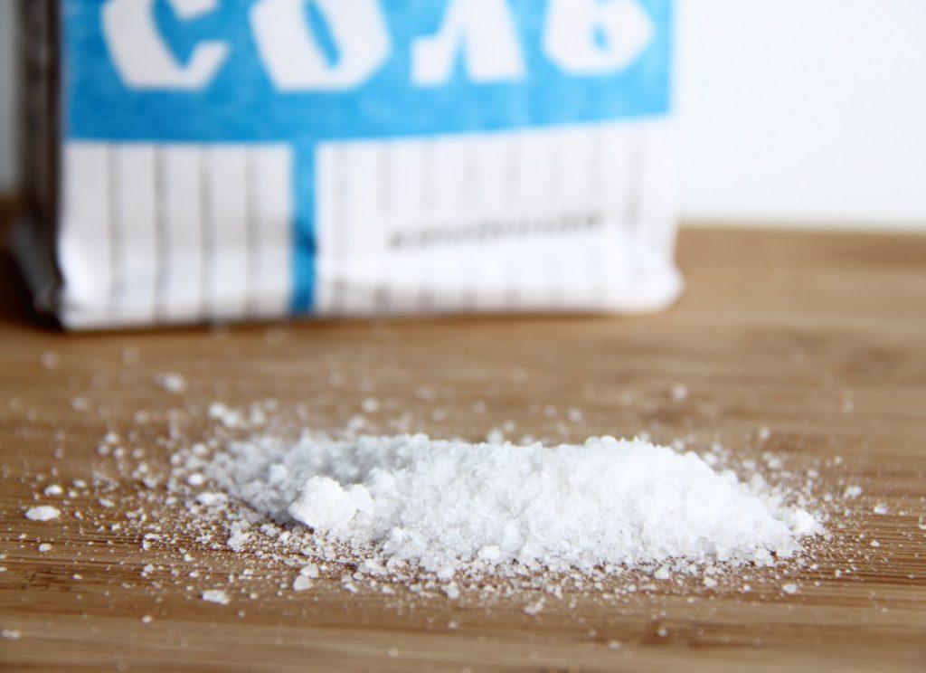 Соль для гипертонической клизмы