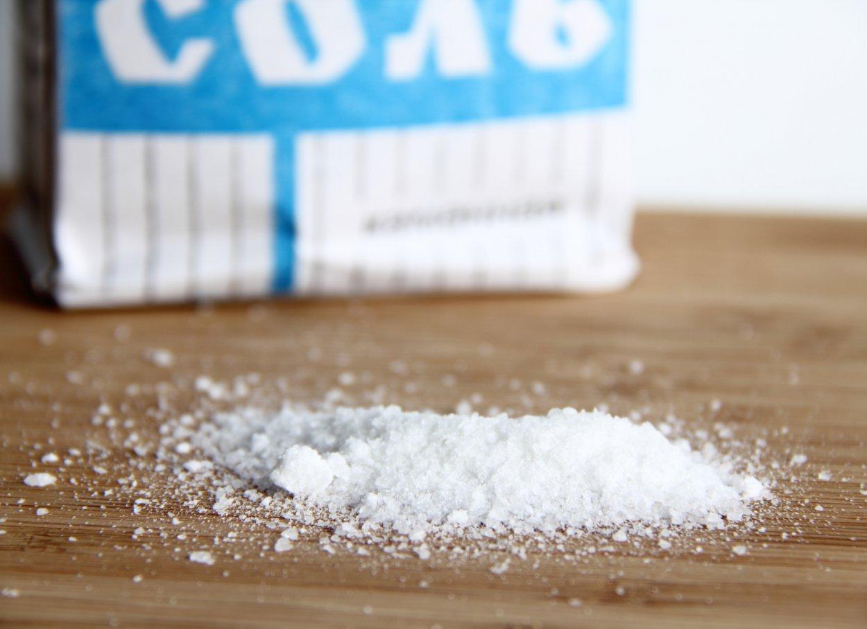 Как приготовить гипертонический раствор соли дома ...