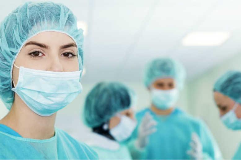 хирургическая сестра