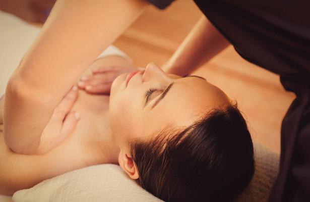 массаж груди при воспалении