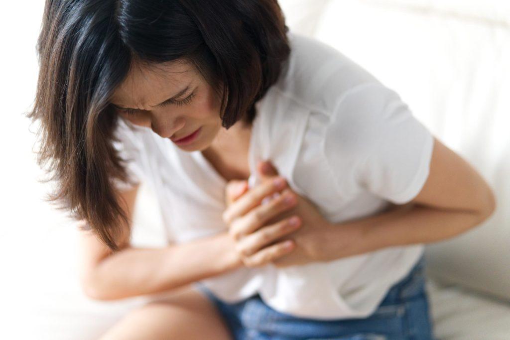 боль в груди в период кормления
